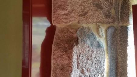 Ventana de aluminio, puente térmico y climalit