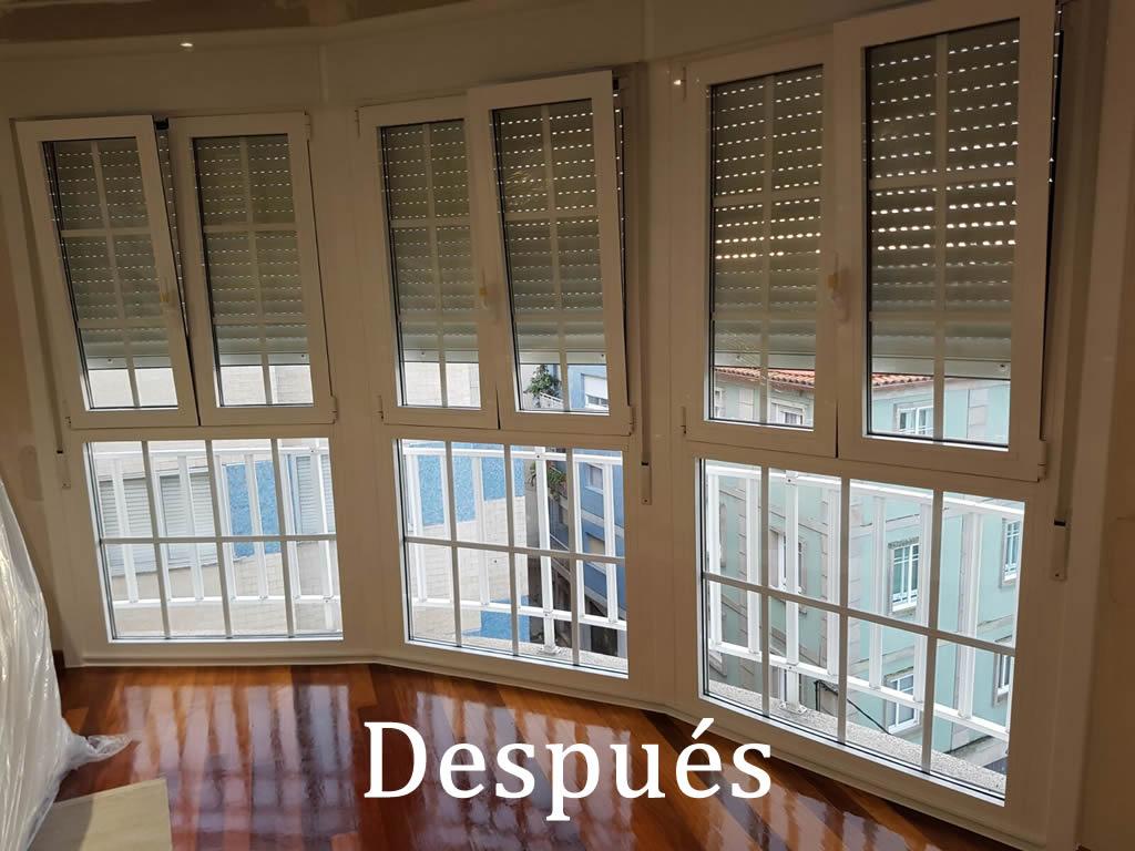 Nuevas ventanas con aislamiento t rmico y ac stico instalup - Ventanas aislamiento acustico ...