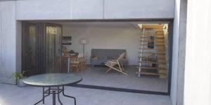 Carpinteria para vivienda realizada en la serie domo de indalsu